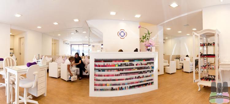 Como Ter Um Salão De Manicure Organizado